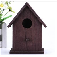 Pet House, Feathergrain Wood Bird House