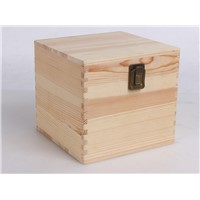 Customized Wooden Storage Boxes