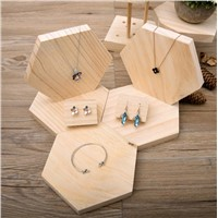Customized Bottom Price Wooden Jewelry Display Trays