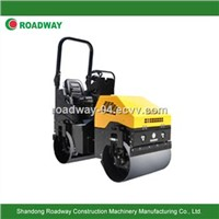 ride-on hydraulic vibratory road roller