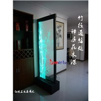 floor standing indoor waterfall fountain