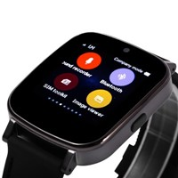 Z9 Single-Camera Bluetooth Smart Watch In-One Stereo Headphones GPRS Internet Access Twitter Facebook Fashion Watch