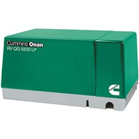 Cummins Onan RV QG 5500 LP - 5.5kW RV Generator (LP)
