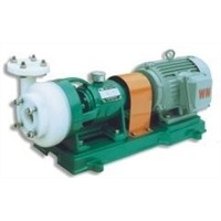 FSB series fluoroplastic centrifugal pumps