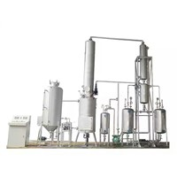 RS-FYZS Series Waste Oil Pure Physical Regeneration & Distillation Device