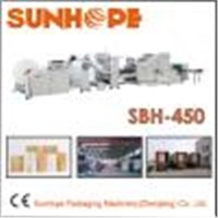 Sbh450 Shopping Bag Making Machine