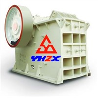 Traditional PE Jaw Crusher