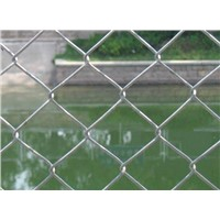 A392 50x50mm Heavy Galvanized Coating Chain Link Fencing