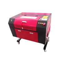 CNC CO2 Marble/Granite Laser Engraving/Cutting Machine 400*600mm/Hq4060