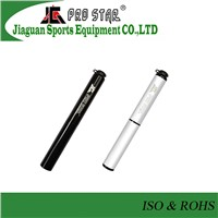 High Quality Aluminum 6063 Mini Bike Pump Using Hidden Scale Hose