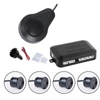 Human Voice Car Parking Sensor  Auto Backup Aid Alarm System