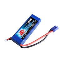 Jump Starter High Rate Li-Polymer Battery 3700mAh 11.1V 41.07wh