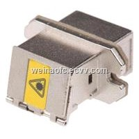 Fiber Adaptor MPO MTP Metal Body with Door
