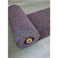high quality rubber foam underlay, best carpet underlay