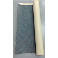 self-adhesive rubber foam underlayment for vinyl flooring