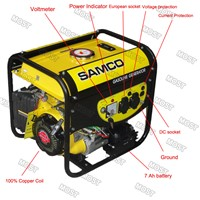 1KW Gasoline Generator Set with ARC Panel Electric Start