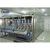 automatic 5 gallon water production line
