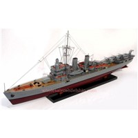 GOTLAND WOODEN MODEL SHIP