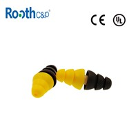 Hearing protection Rooth C&P ear plugs for shooting environment