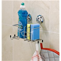 Kitchen Sink Organizer, Sink Caddy, Wire Basket