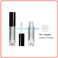 Trial pack mini lipgloss tube lipgloss packaging cosmetics packaging