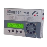 RC Balance Battery Charger 208B (20A 8S 350W)