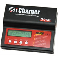 RC Balance Battery Charger 306B (30A 6S 1000W)