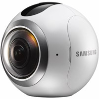 Samsung - Gear 360 Video Camera