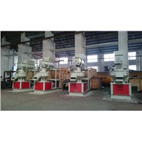 yinhao ring die sawdust pellet machine wood pellet mill