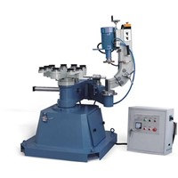 Glass Shape Edging and Beveling Machine