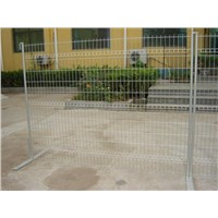 ASTM4687-2007 1200x2400mm Galvanised Temporary Fence for Australia Market