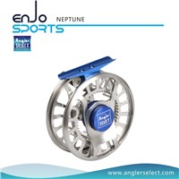 Angler Select CNC Aluminum Fishing Tackle Fly Reel (NEPTUNE 2-3)