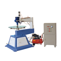 Glass Inter and External Shape Edging Machine