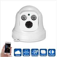 H.265 HD 5MP/3MP/2MP POE Power IR Night Vision IP Dome Camera ONVIF
