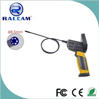 RALCAM 8.5mm camera network car engine inspection video and recording handheld endoscope