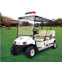 RD-4AC`P+D AC electric security patrol cart with AC standard configuration