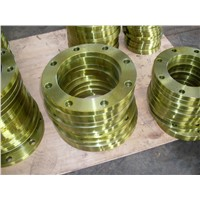 GOST 12820 PN2.5 carbon steel/stainless steel plate flange