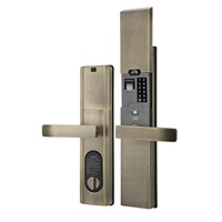 Fingerprint Coded Lock Door Lock