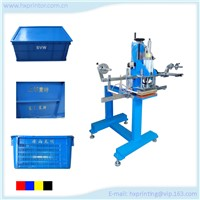 HP-108C Professional manufacturer plastic frame hot stamping machine