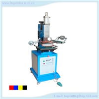 HL-200P Dongguan manufacturer pneumatic flat hot stamping foil machine