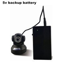 Portable 5V Backup Battery for IP Cameras