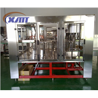 automatic glass bottle wine/alcohol drink  filling machine