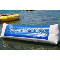 inflatable water billboards / water buoy