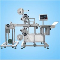 T120 Automatic mobile phone film labeling machine