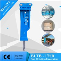 BLTB-175 Hydraulic rock breaker for big excavator
