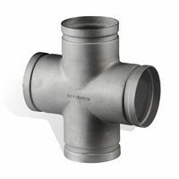 Certificated Stainless Steel Pipe Grooved Fittings