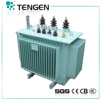 High voltage S9 11/0.4kv  Oil immersed transformer