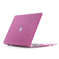 silk series Rubber Laptop Cover for Macbook Retina Pro A1502 A1425