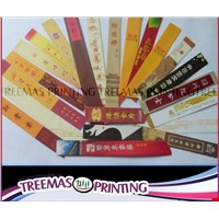 Promotion Chopsticks Wrapper  And Toothpick Wrapper Printing