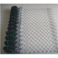 ASTM 392 Standard Chain Link Fence with Accessories for Border Fencing